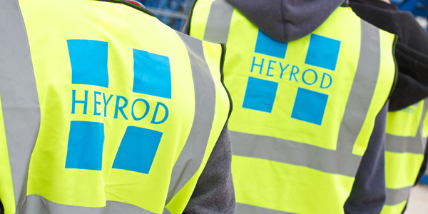 About Heyrod Construction